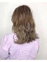 ソース ヘア アトリエ 京橋(Source hair atelier)【SOURCE 】シルキーブラウン