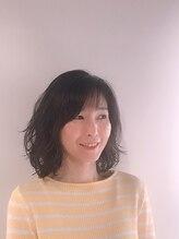 リアン ヘアー(Lien hair)大人綺麗なパーマスタイル