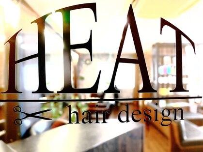 ヒート ヘアー デザイン(HEAT hair design)の写真