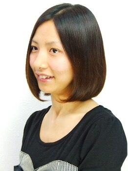 ヘアメイクライズ(Hair Make RIZE)の写真/純度の高いコラーゲン栄養剤をカラーと一緒に浸透!美しい色味と艶やかな質感が味わえる上質カラーを実現♪