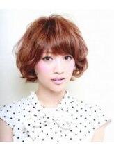 クリース 福岡店 hair&make CRECEスウィートボブ