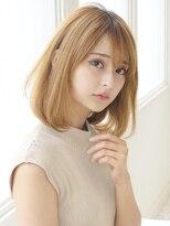 アグ ヘアー ドレス 喜久田店(Agu hair dress)《Agu hair》絶対小顔☆王道ワンカールボブ☆