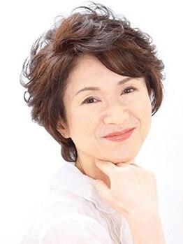 サクラ ヘアー 宝殿店(SAKURA Hair)の写真/大人女性にお薦め!!ダメージを気にせずカラーチェンジOK!!髪&頭皮に優しいオゾン&良草カラーでツヤ髪に★