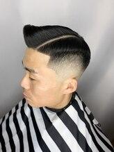 バーバー スタジオ ラフテル(Barber Studio RAFTEL)の写真