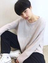 ☆☆blues☆☆タマキstyle 5 スタイリング簡単シンプルショート