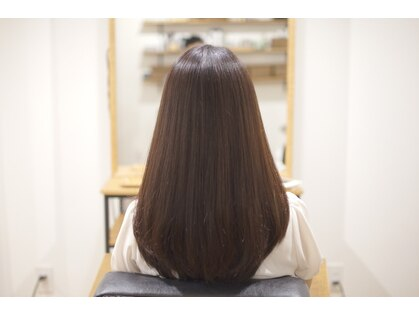 ヘアーワークス アンソル(hair works &SOL)の写真