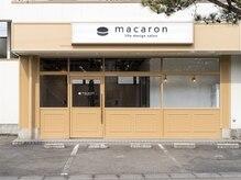マカロン 会津若松店(macaron)の雰囲気(店前駐車場4台ございます☆)
