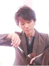 ヘアー カフェ コトノハ(hair cafe kotonoha)丸野 博之