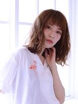 アース 長久手店(HAIR & MAKE EARTH)重軽ニュアンスミディ【EARTH○○】