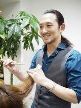 ヘアープレイス ヴィブ(hair place VIVE)鬼岩 雅人