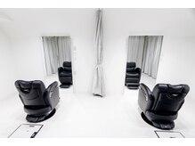 ブルーバイブレーション BlueVibrationの雰囲気(開放感のある個室もご用意★気持ち良くゆったりお過ごし出来ます)