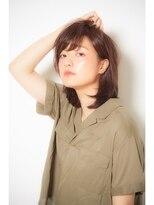 ミンクス 青山店(MINX)【MINX】手入れ楽チンな表面からふわっと内巻きスタイル