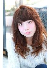 アンテナ ヘアリゾート 北浦和店(ANTEnNA HairResort)ふんわりシルキーカール♪