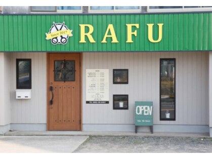 ラフ(RAFU)の写真
