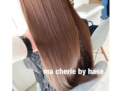 マシェリ バイ ハセ(ma cherie by HASE)の写真