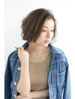 サンク ドリームプラザ店(CINQ)【CINQ】大柳 大人綺麗なショートボブ