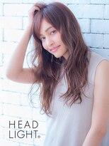 アーサス ヘア デザイン 国立店 (Ursus hair Design by HEAD LIGHT)*Ursus* 無造作カールくびれセミディ