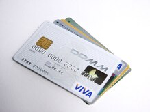 Q クレジットカードは使えますか?【伊勢崎】【伊勢崎市】