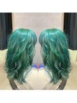 emerald turquoise♪