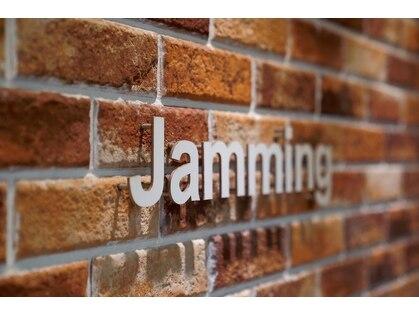 ジャミング(Jamming)の写真