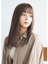 プーロ オモテサンドウ(pu-ro omote-sando)髪質改善ゼロアルカリストレートミディアム《pu-ro浅野》