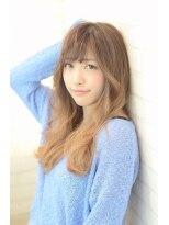 ステージ(STAGE)☆明るい髪にもかかる!!髪質改善低温デジタルパーマ☆Kensuke