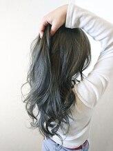 セシルヘアー 梅田店(Cecill hair)♪外国人風♪ダークモカアッシュ♪