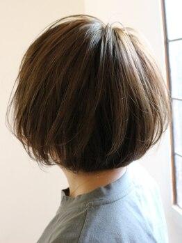 オルネ ornerの写真/【栃木市】 髪・頭皮に優しいオーガニックカラーが大人気!!様々な色味を取り揃えているので、旬カラーも◎