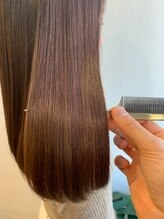Huesで大人気の髪質改善☆酸熱トリートメント【資生堂サブリミック】とは?