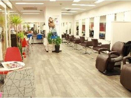 hair&Make R 二宮店
