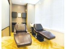 ジーナ 札幌(Zina)の雰囲気(フルフラットのシャンプー台&半個室空間で癒しの時間を♪)