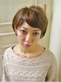 ヘアー ラウンジ アート(HAIR LOUNGE ART)の写真/【東中野駅徒歩30秒】コンテスト等でも活躍する人気スタイリストが、今より更に可愛いを叶えてくれる♪