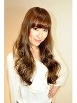 イーチ ディー ヘアーアンドトータルビューティー(each dee hair&total beauty)ヌーディロング【each dee津田沼】
