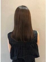 ラフェリア(Rafellia)透明感と潤いのあるツヤ髪カラー