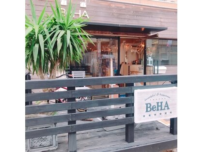 ビィーハ(BeHA)の写真