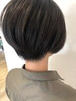 ネオヘアー 京成曳舟店(NEO Hair)マッシュラインショート 【NEO Hair京成曳舟店】