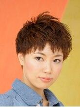 ラッキーヘアー Lucky Hairカット+根元カラークーポン使うと3500円