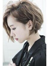 ミエルヘアービジュー(miel hair bijoux)【miel hair bijoux】無造作ウェービーヘア☆