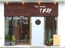 ヘアメイク タラップ(hair make trap)の雰囲気(外観)