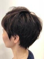 イーチ ディー ヘアーアンドトータルビューティー(each dee hair&total beauty)美シルエットショート