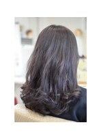ヘアーデザイン キャンパス(hair design Campus)【イルミナRカラー☆】ラベンダーグレイ♪