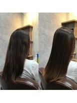セブン ヘア ワークス(Seven Hair Works)[ストレートエステ]ロング