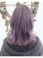 ヘアーサロン エール 原宿(hair salon ailes)(ailes原宿)style440 ミルキーラベンダー