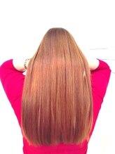 ヘアーワークス ミスト 千歳船橋店(Hair Works MIST)【店内撮影】やわらか縮毛矯正ナチュラルストレート