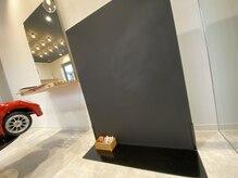 ギフト(gift)の雰囲気(懐かしき黒板があります。いっぱい落書きしてください!)