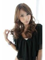マイア 横浜駅店(hair saloon maia)★大人モード★クールビューティーフリッジカール!!!