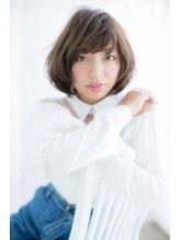 ミック ヘアアンドビューティー 浅草店(miQ Hair&Beauty)大人女子ふわボブ