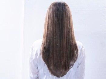オースティン 門前仲町(AUSTIN)の写真/[髪質改善ファイバープレックス縮毛矯正¥7700~]取扱い僅少[FIBREPLEX認定店]どんな髪のお悩みも解決へ導く
