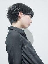 コード(KORD)【KORD_TOKYO】COLONY 小顔×ワンサイドショート