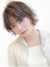 アグ ヘアー コイ 鶴見イオン前店(Agu hair koi)《Agu hair》ミニボブ×くびれシルエット